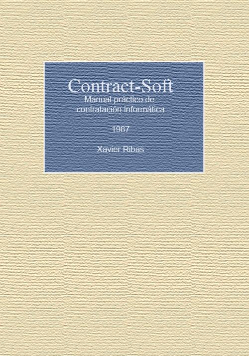 Contract-Soft - Manual de contratación informática