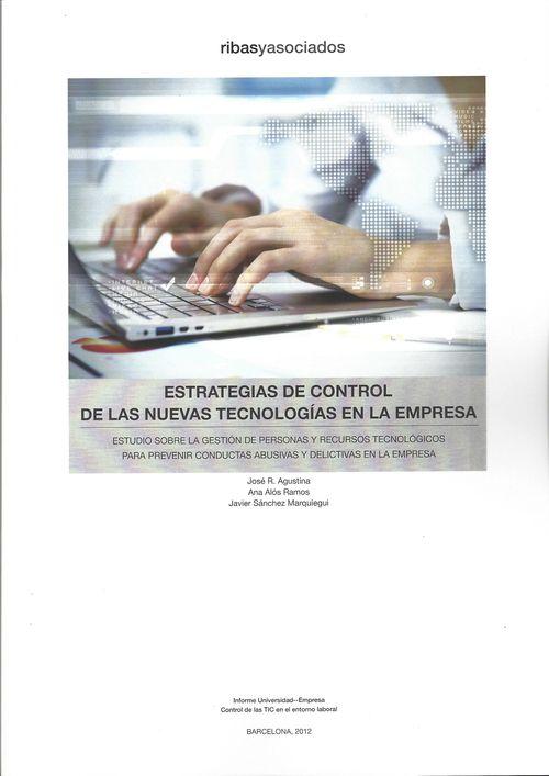 Estrategias de control de las nuevas tecnologías en la empresa