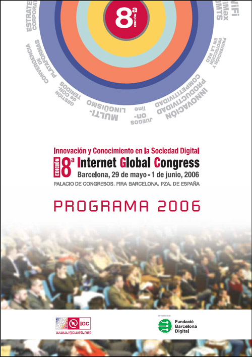 Internet Global Congress 2006