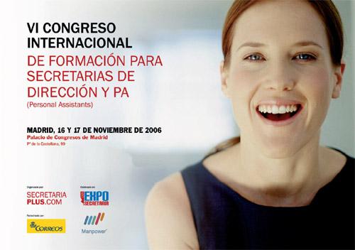 VI Congreso Internacional de Secretarias de Dirección